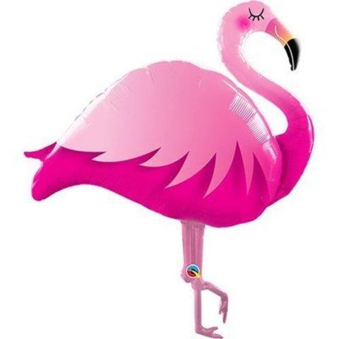 П ФИГУРА 6 Фламинго розовый
