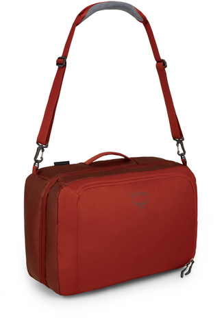 Картинка сумка городская Osprey Transporter Global Carry-On 36 Ruffian Red - 6