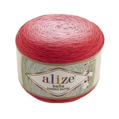 Пряжа Alize Bella Ombre Batik цвет 7404