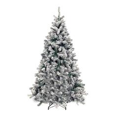Ель Royal Christmas Flock Tree Promo 180 см заснеженная