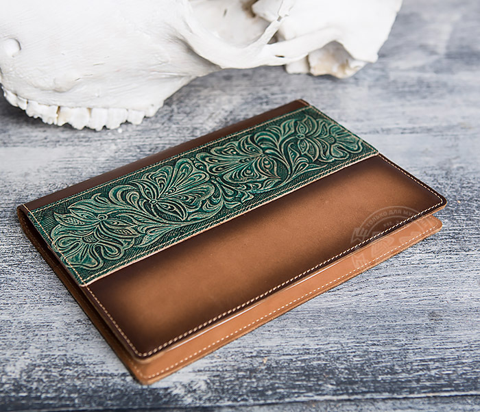 BY05-12-02 Подарочный кожаный ежедневник с рисунком «Шеридан» (формат А5) фото 03