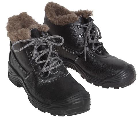 Ботинки кожаные НЕОН утепленные (шерсть)