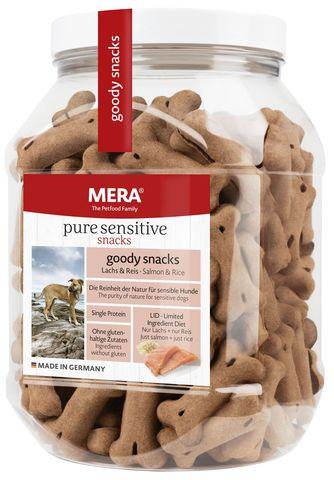 Mera Pure Sensitive Goody Snacks Lachs&Reis