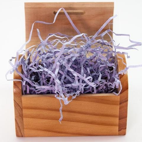 Наполнитель бумажный, Лиловая сирень, 50 гр