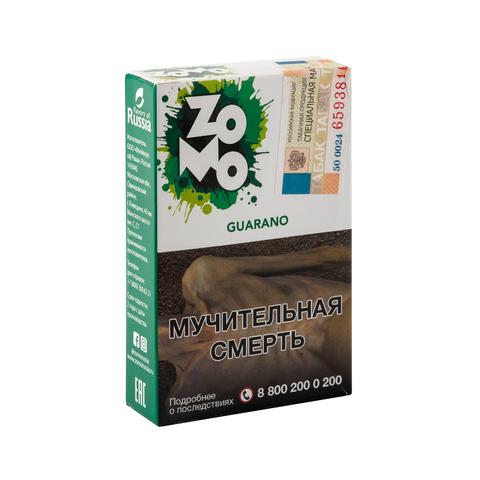 Табак ZOMO Guarano (Гуарана) 50 г