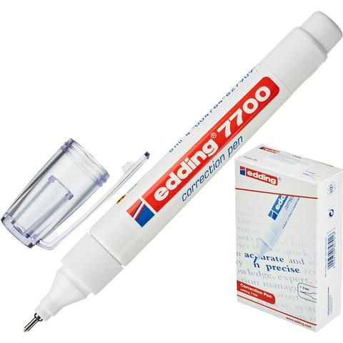 Корректирующий карандаш Edding e-7700 8 мл (быстросохнущая основа)
