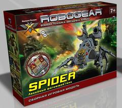 Набор Robogear «Спайдер»