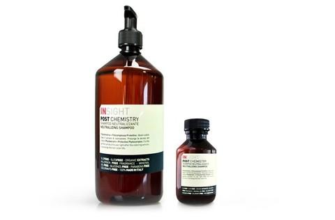Post Chemistry Нейтрализирующий шампунь с фитокератином (900 мл)