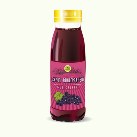 Дары Памира сироп виноградный 330 гр