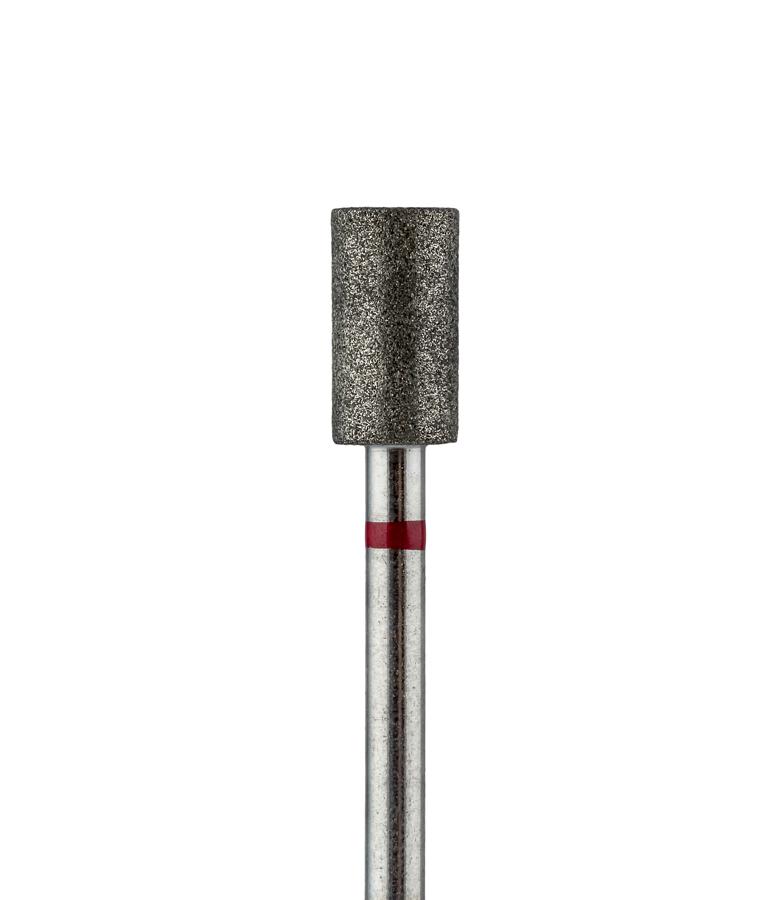 Фреза алмазная цилиндр прямой d50 (красный)