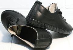 Туфли casual женские Evromoda 115 Black