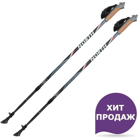 Скандинавские палки North Nordic Walking Speed XT2 Норвегия