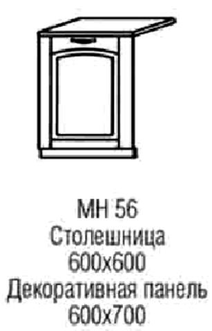 декоративная панель МН-56