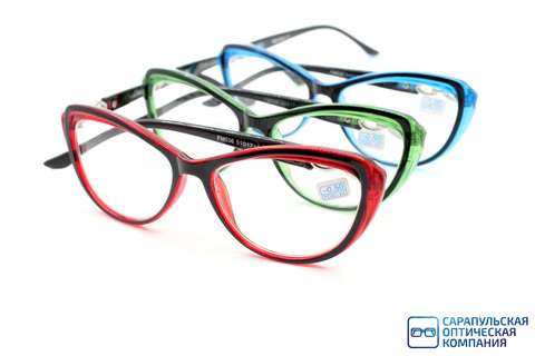 Очки готовые для зрения FABIA MONTI пластик FM536