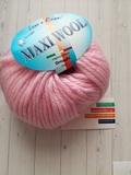 Пряжа Ornaghi Maxi Wool светло-розовый 10