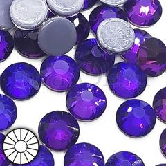 Купить фиолетовые термостразы горячей фиксации Heliotrope в интернет-магазине