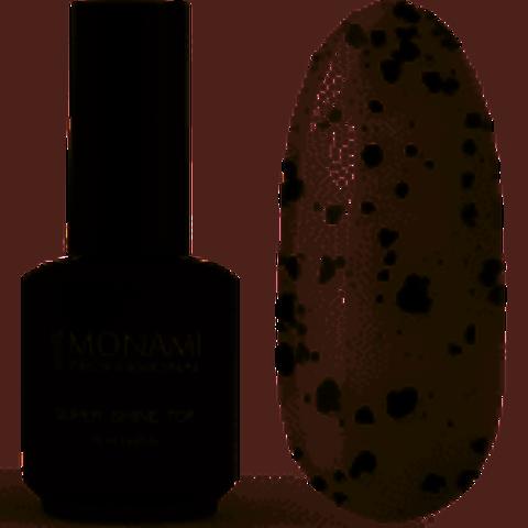 Monami Super Shine top MARBLE, 15 мл
