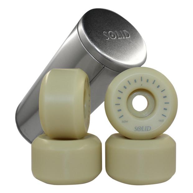 Колёса для скейтборда SOLID Speed Conical (Natural) 58D