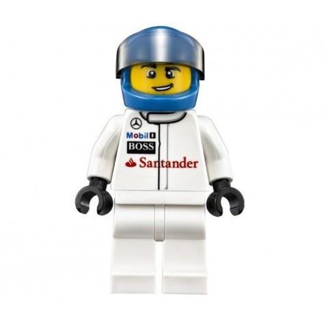 LEGO Speed Champions: Пункт техобслуживания McLaren Mercedes 75911 — McLaren Mercedes Pit Stop — Лего Спид чампионс Чемпионы скорости