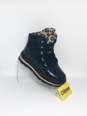 Clibee (зима) K61 Black 26-31