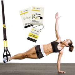 Тренировочные петли Suspension Training (FitStudio)