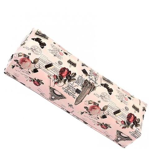 Подлокотник кожаный для рук (Париж розовый)