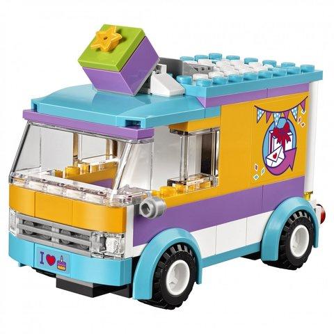 LEGO Friends: Служба доставки подарков 41310 — Heartlake Gift Delivery — Лего Френдз Друзья Подружки