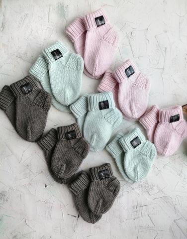 Мериносовые носочки