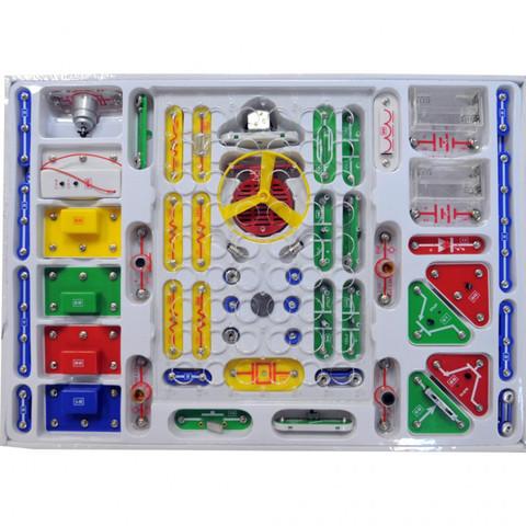 Знаток: Электронный конструктор Знаток 320 схем REW-K002