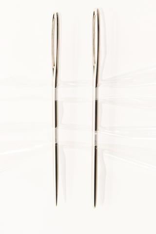 HEMLINE Иглы ручные для шитья шерстью и пряжей, 2 ШТ