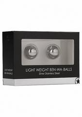 Металлические вагинальные шарики Light Weight Ben-Wa-Balls