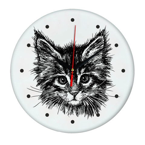 Сувенир и подарок часы cats0072