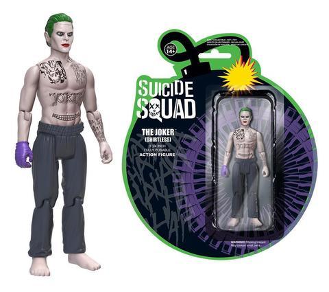 Фигурка Funko Action Figure: Suicide Squad: Shirtless Joker 12672
