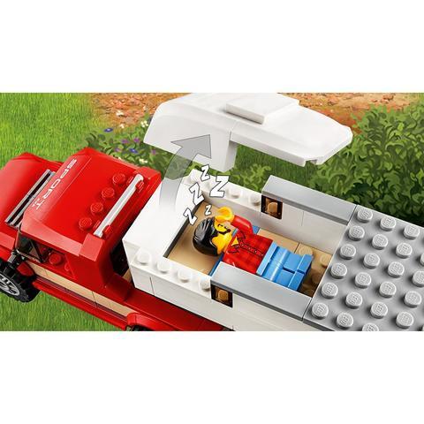 LEGO City: Дом на колесах 60182 — Pickup & Caravan — Лего Сити Город