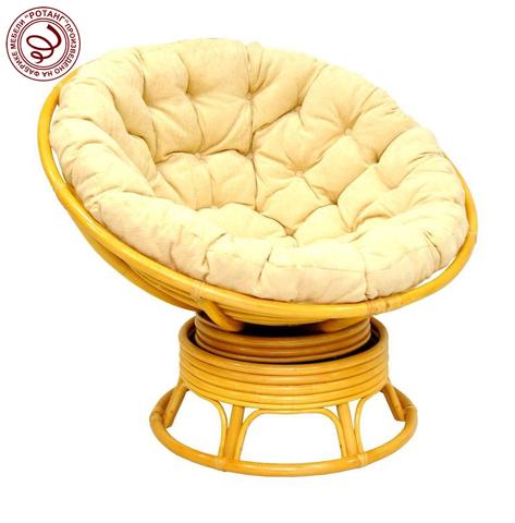 Кресло механическое PAPASAN Сloud (подушка рогожка)