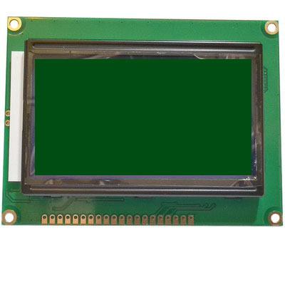 ЖК дисплей LCD12864B (зеленый) V2.0 + I2C Конвертер