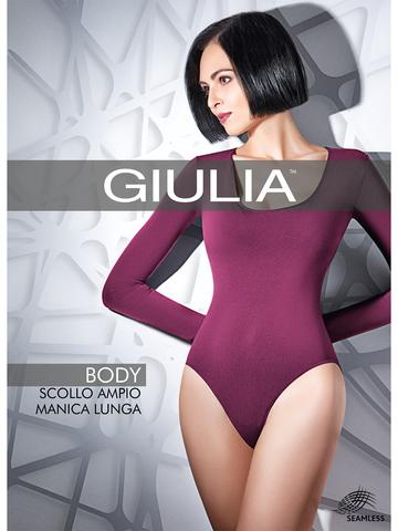 Боди Body Scollo Ampio Manica Lunga Giulia