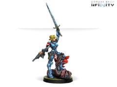 Jeanne d´Arc (вооружена MULTI Rifle)