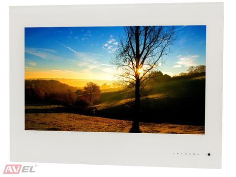 Встраиваемый телевизор AVEL AVS325SM (белая рамка)