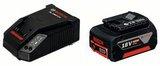 Аккумулятор Li-Ion 1 x 18 В; 4,0Ah + 1 x AL1860