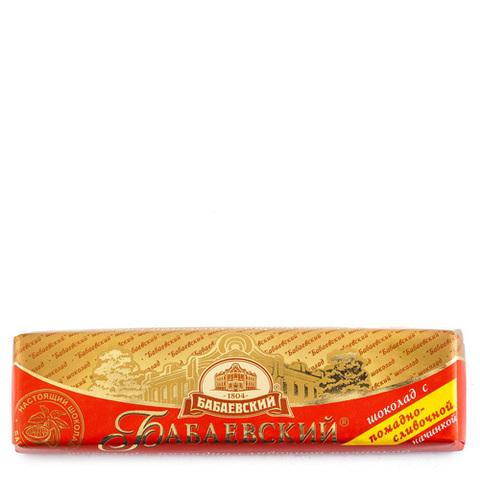 """Шоколадный батончик """"Бабаевский"""" с помадно-сливочной начинкой, 50 г"""