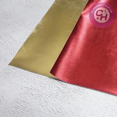 Кожа искусственная декоративная, металлик, 20*30 см., 1 лист.