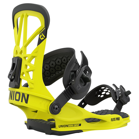 Крепления UNION FLITE PRO Hazard Yellow