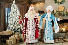 Дед Мороз и Снегурочка (комплект Сказочный 1)