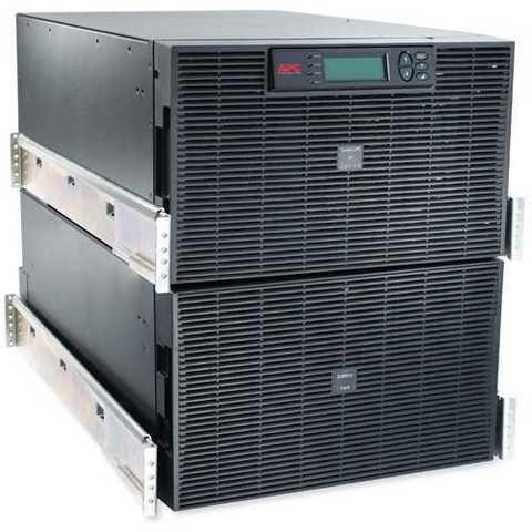 Источник бесперебойного питания APC Источник бесперебойного питания APC Smart-UPS RT, Двойное преобразование (онлайн), 20000 ВА / 16000 Вт, Rack/Tower, IEC, LCD, Serial, SmartSlot, подкл. доп. батарей