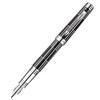 Parker Premier - Luxury Black CT, перьевая ручка, F, BL