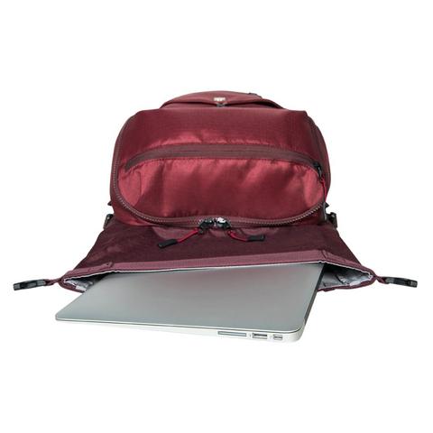 Рюкзак Victorinox Altmont Active Deluxe Rolltop Laptop 15'', бордовый, 29x18x48 см, 19 л