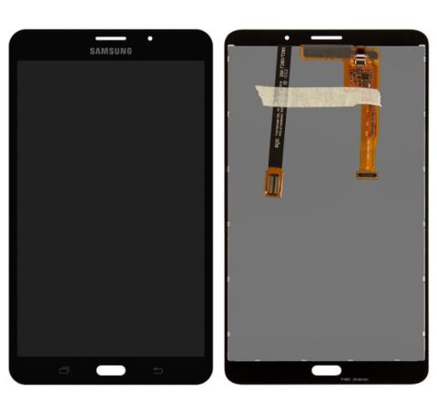 LCD SAMSUNG T281 T285 + Touch Black Orig MOQ:5