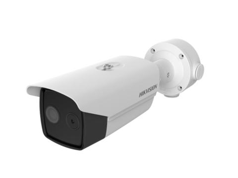 Двухспектральная камера Hikvision DS-2TD2617-6/V1
