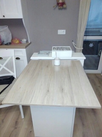 Мягкое стекло на кухонную столешницу ширина 50 см длина до 210см